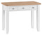 St Ives Hand-Painted White Dressing Table with Drawers