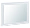 St Ives Hand-Painted White Large Wall Mirror