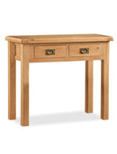 Salisbury Oak Small Dressing Table