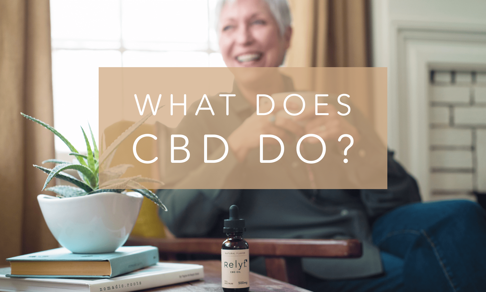 What Does CBD Oil Do? An Intro to Understanding CBD