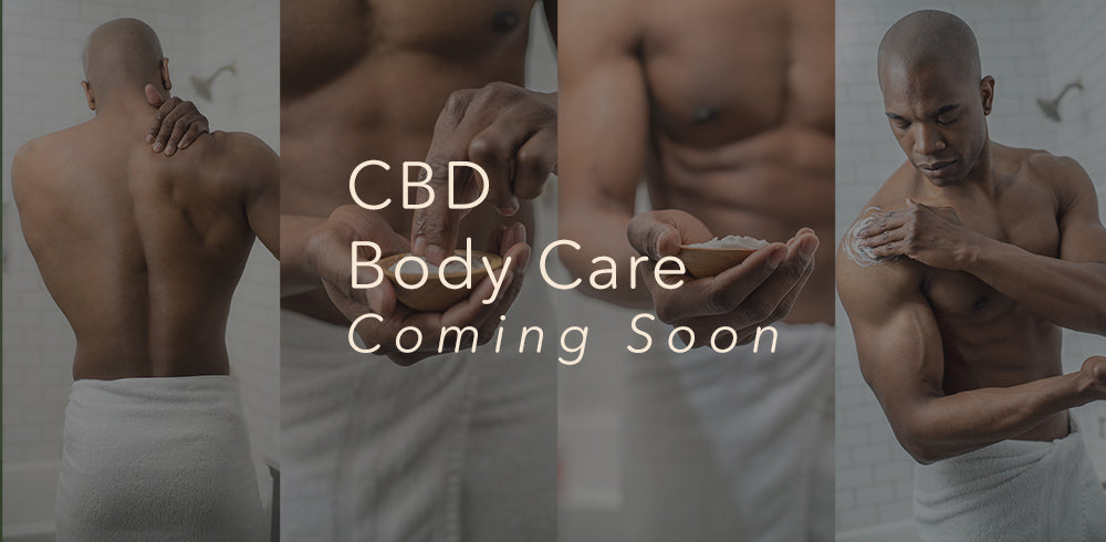 Relyf CBD Skin and Body Care