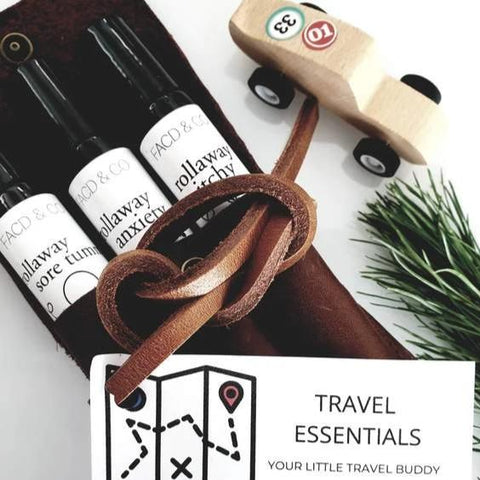 Rollaway Rollers - Travel Essentials