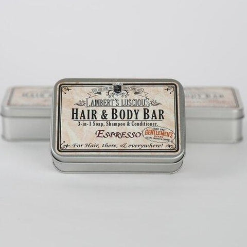 Espresso Hair and Body Bar