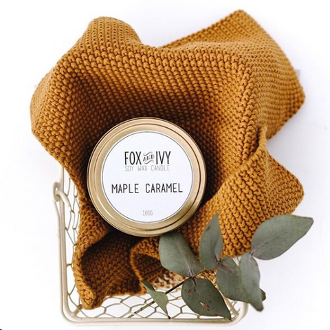 Fox & Ivy Candle