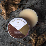 Cut Throat Spiced Whiskey Beard Balm