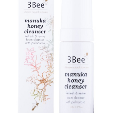 3Bee - Manuka Honey Cleanser