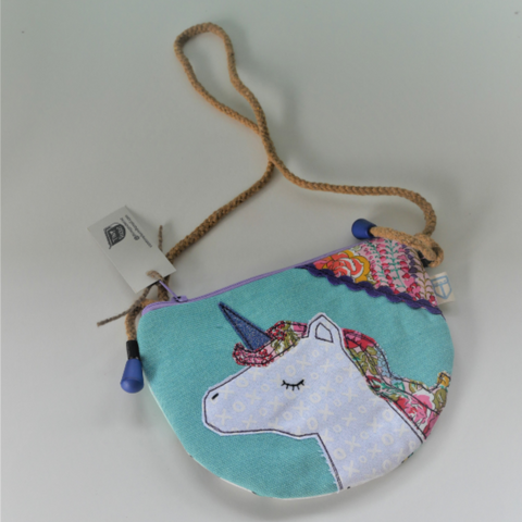 Girls unicorn bag
