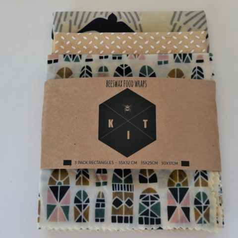 K.I.T Beeswax Food wraps