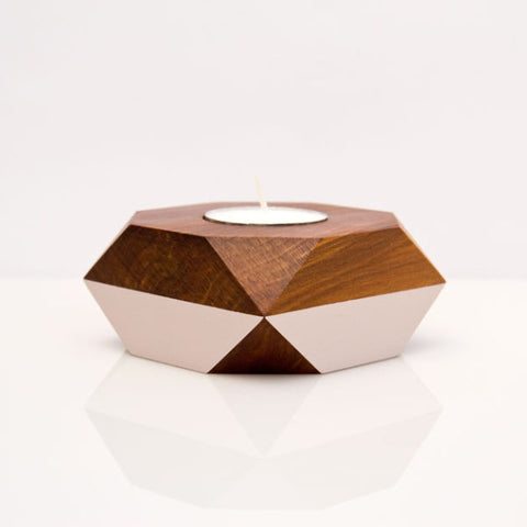 Ancient Kauri Tealight Holder