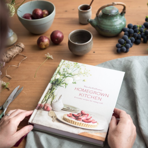 Homegrown Kitchen Cookbook