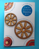 Twin Circle Weaving Kit