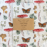 forest Friends Tea Towel - Tamsin Baxendale Design