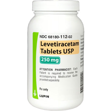 Levatiracetam (Keppra) Bottle -ER