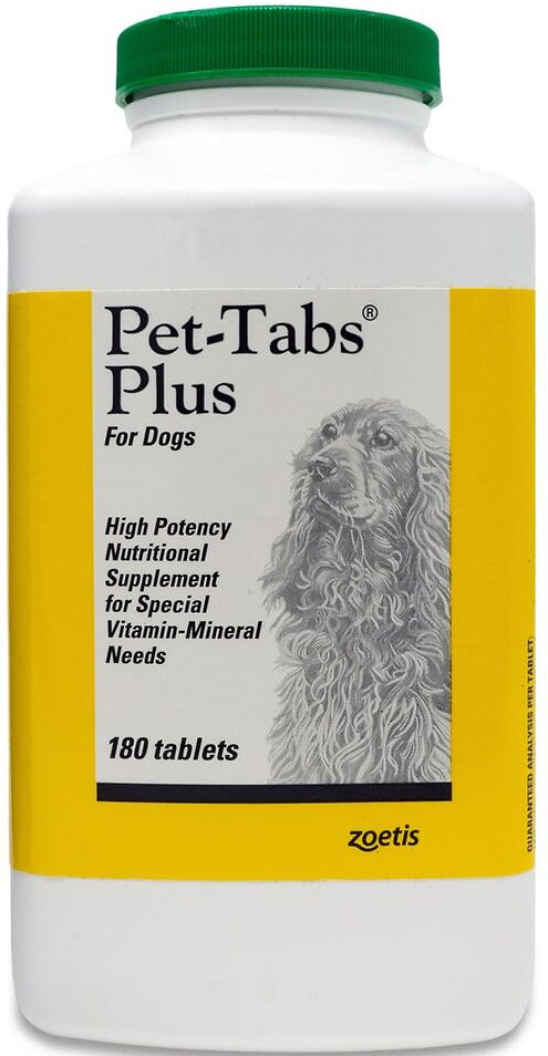 Pet-Tabs® Plus 60 Tab