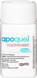 Apoquel Tablets for Dogs (10 Tabs)