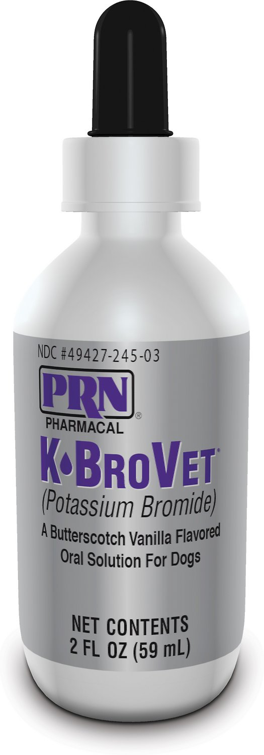 K-BroVet Oral Solution for Dogs 250 mg/mL