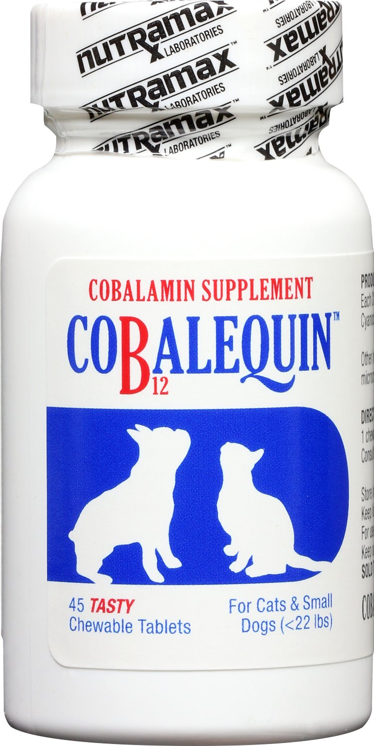 Nutramax Cobalequin Chewable Supplement 45 count