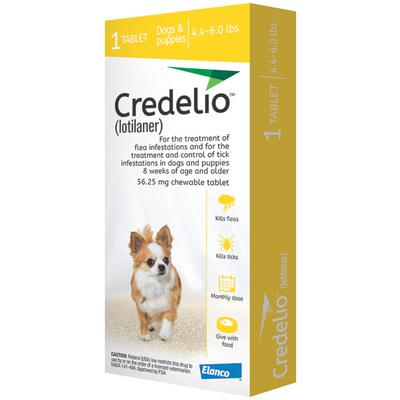 Credelio Chewable Tablet for Dogs