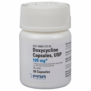 Doxycycline Hyclate 1 Tablet (20 Pills)