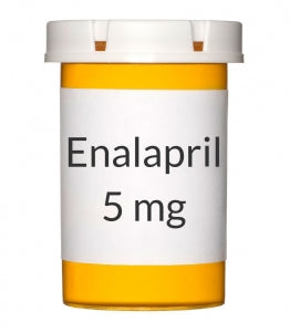 Enalapril 5mg 100 Tablet