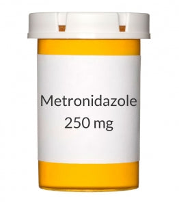 Metronidazole (10 Tabs)
