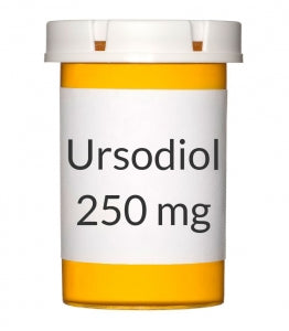 Ursodiol Tablets 250-mg