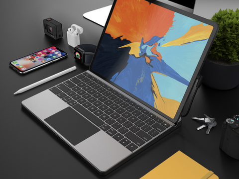 DoBox Pro - Turn your iPad into a laptop