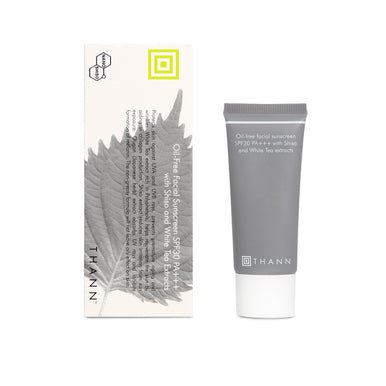 Crème solaire waterproof SPF30 SHISO 40gr