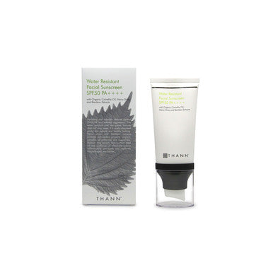 Crème solaire waterproof SPF50 SHISO 40gr
