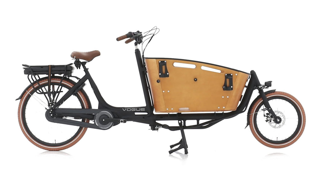 Vogue e-bakfiets Carry 2 - Bikes in Groningen