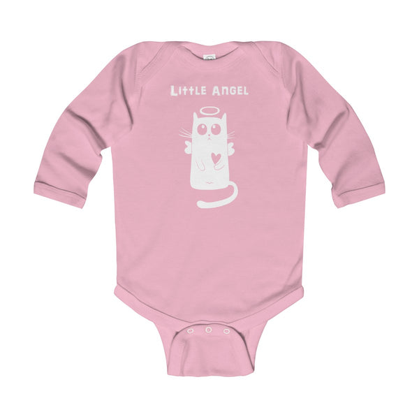 Little Angel Infant Long Sleeve Bodysuit