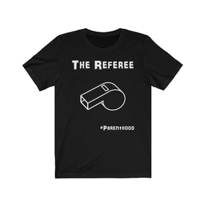 Referee WT Unisex Jersey Short Sleeve Tee