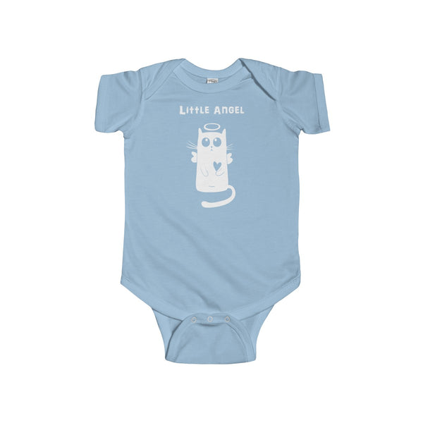 Little Angel Infant Short Sleeve Bodysuit