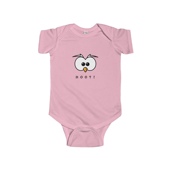 Hoot Infant Short Sleeve Bodysuit