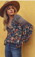Load image into Gallery viewer, One Fine Day Floral Top