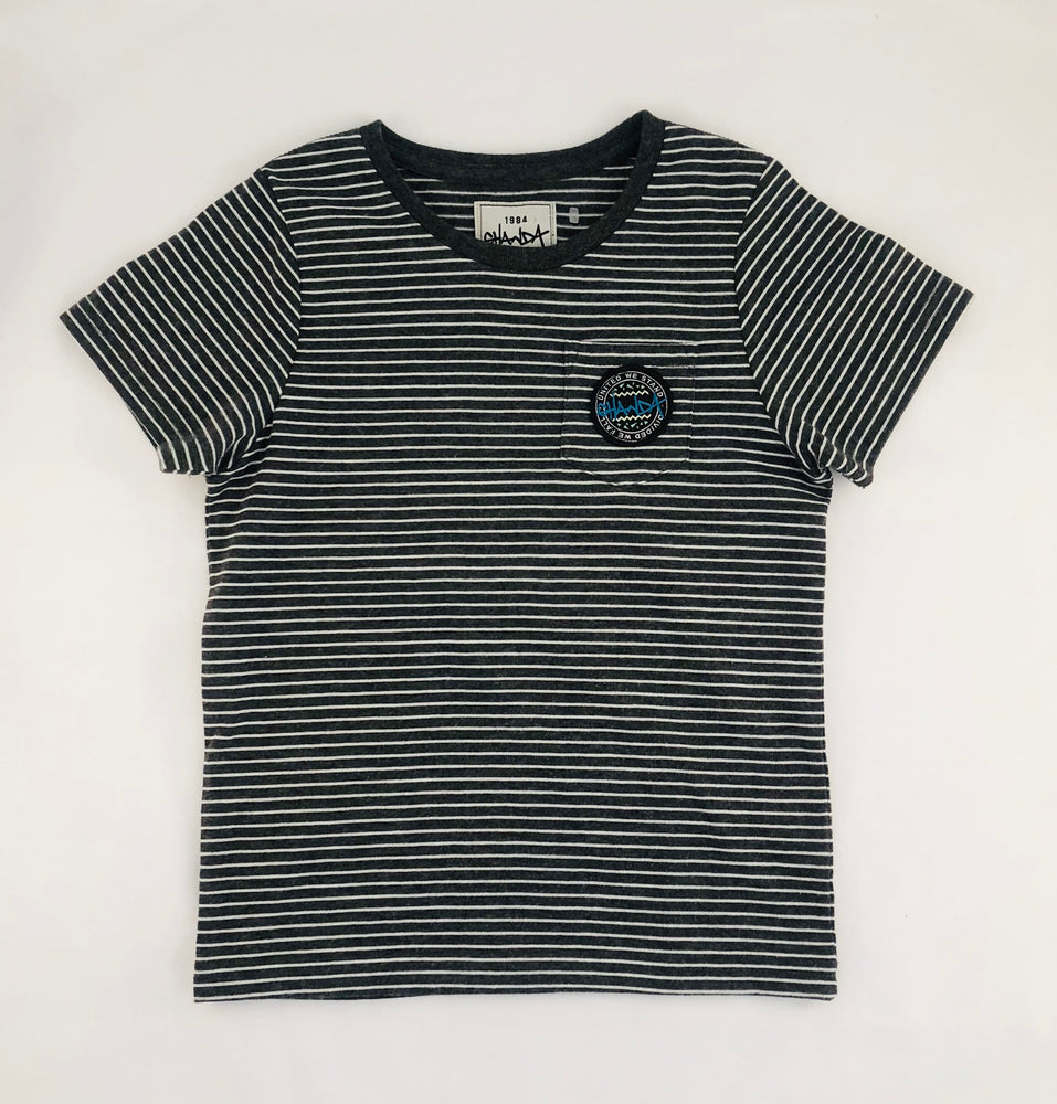 Ghanda Boys Stripe Shirt