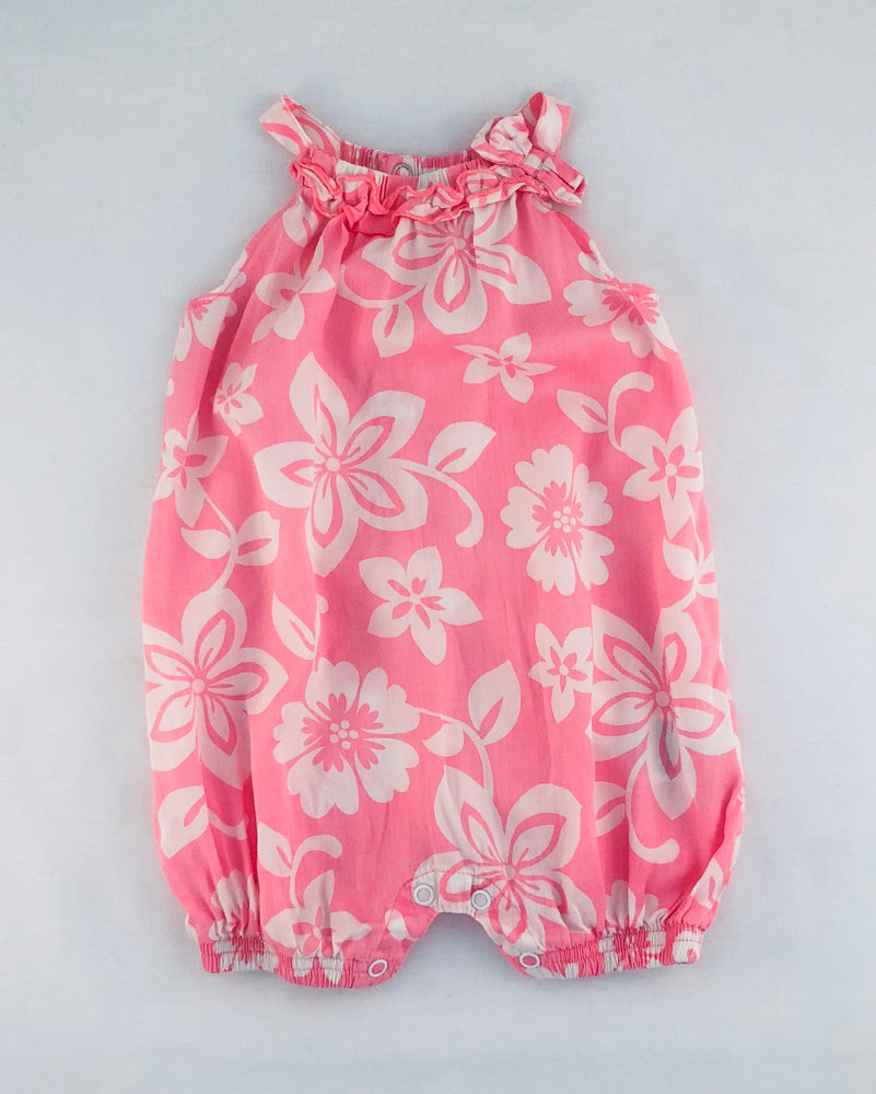 Carter's Hawaiian Pink Playsuit