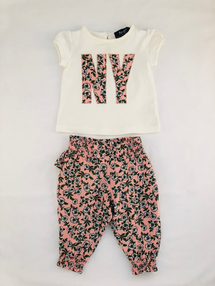Bardot Junior Girls NY Set