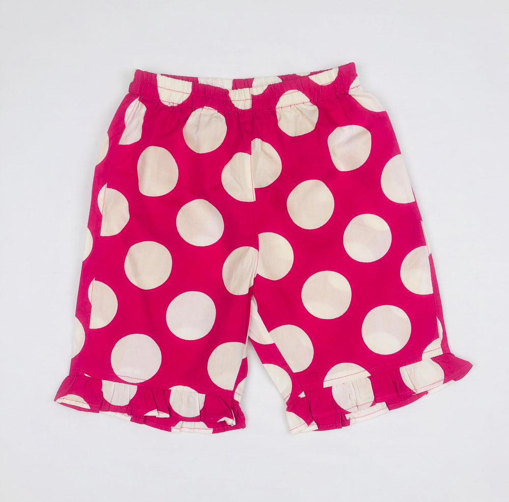 Eternal Creation Polka Dots 3/4 Pants