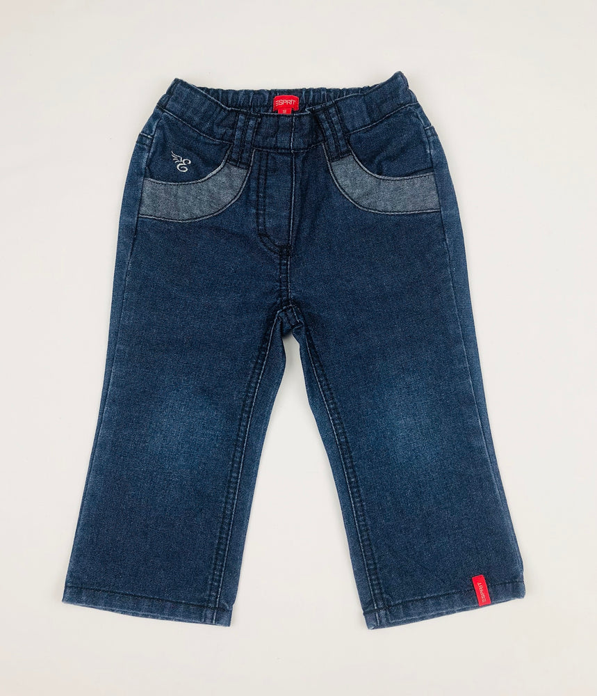 Esprit Girls Blue Denim Pants