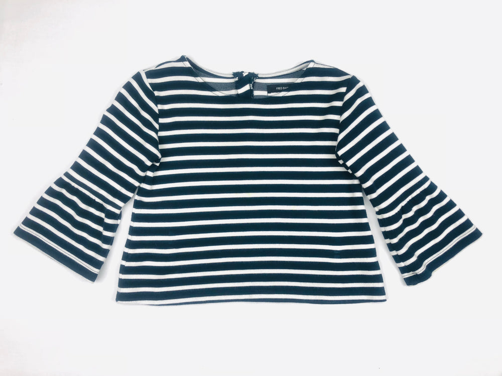 Fred Bare Girls Stripe Top