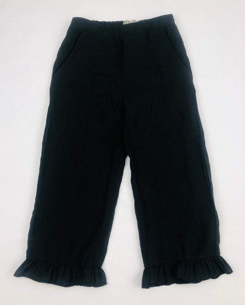 Zara Girls Casual Paper Pants