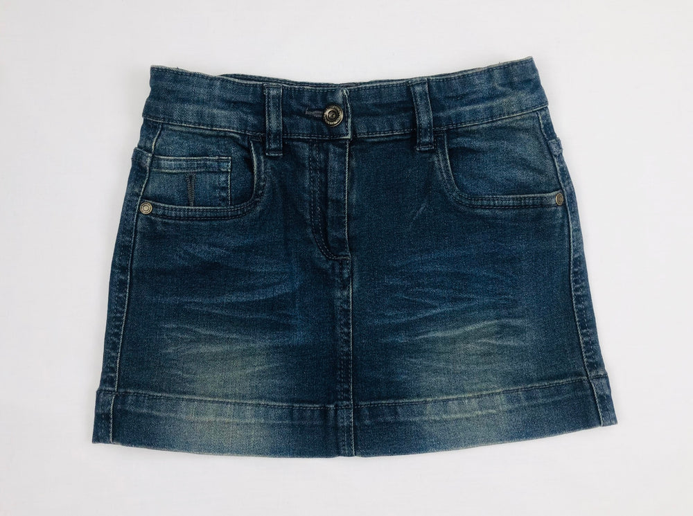 Cotton on Girls Denim Mini Skirt