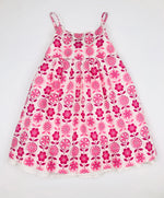 Esprit Girls Pink Floral Dress