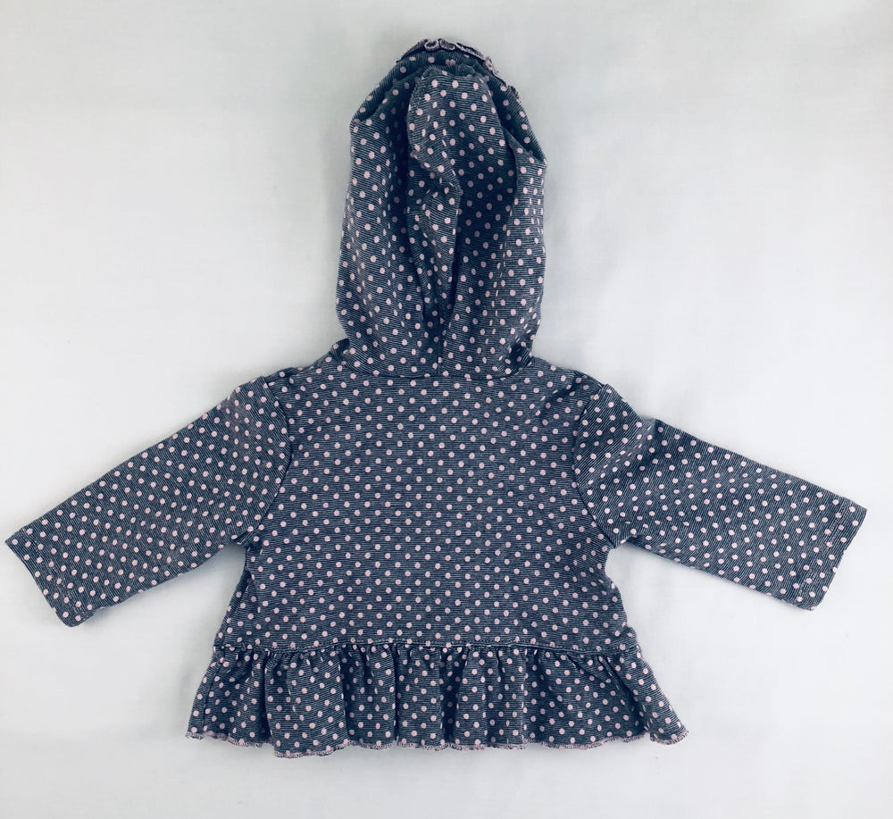 Baby Guess Hooded Cardigan