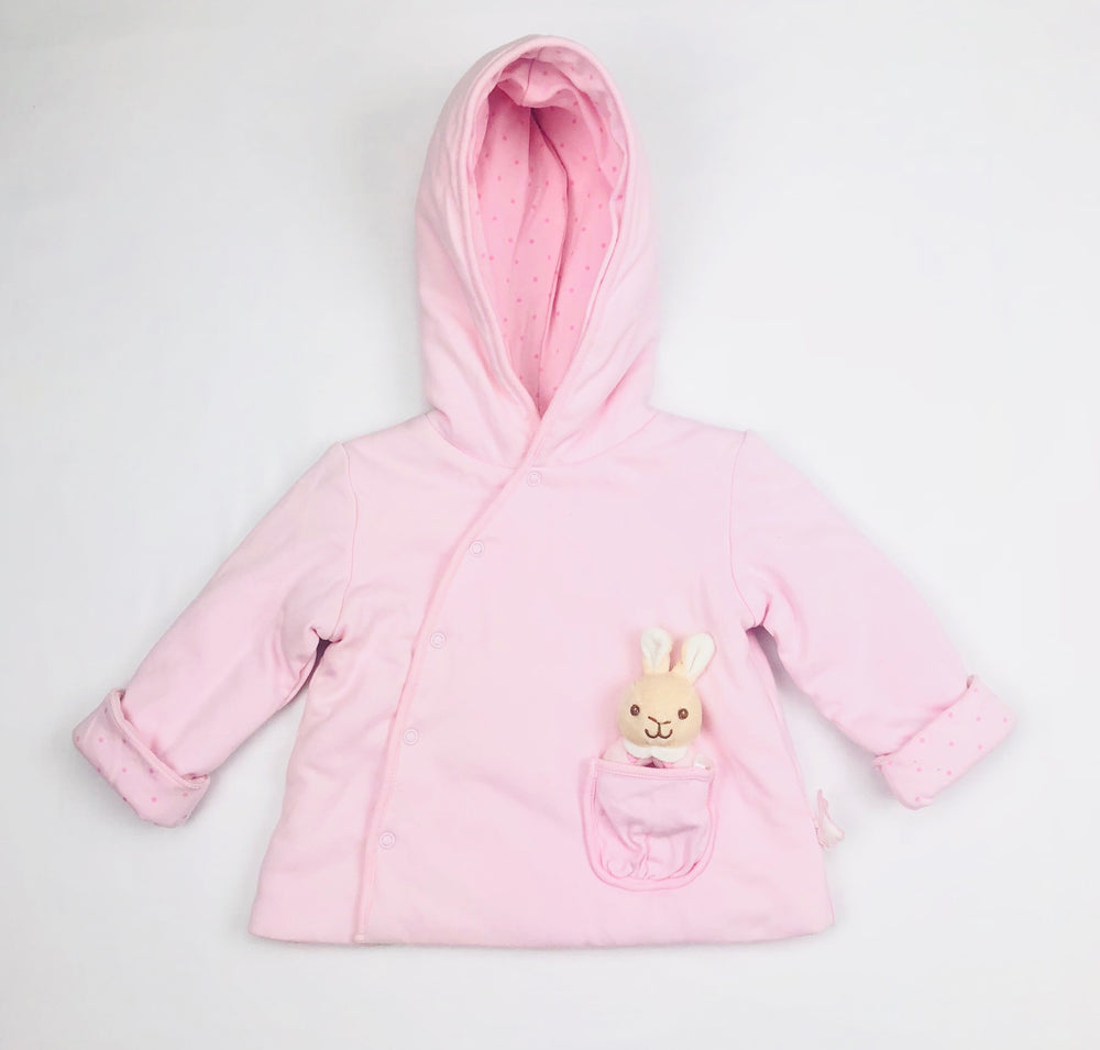 Bunnykins Baby Girls Pink Cardigan set