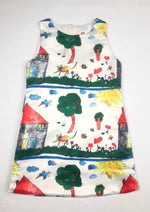 Kids Tales Multicolor Dress