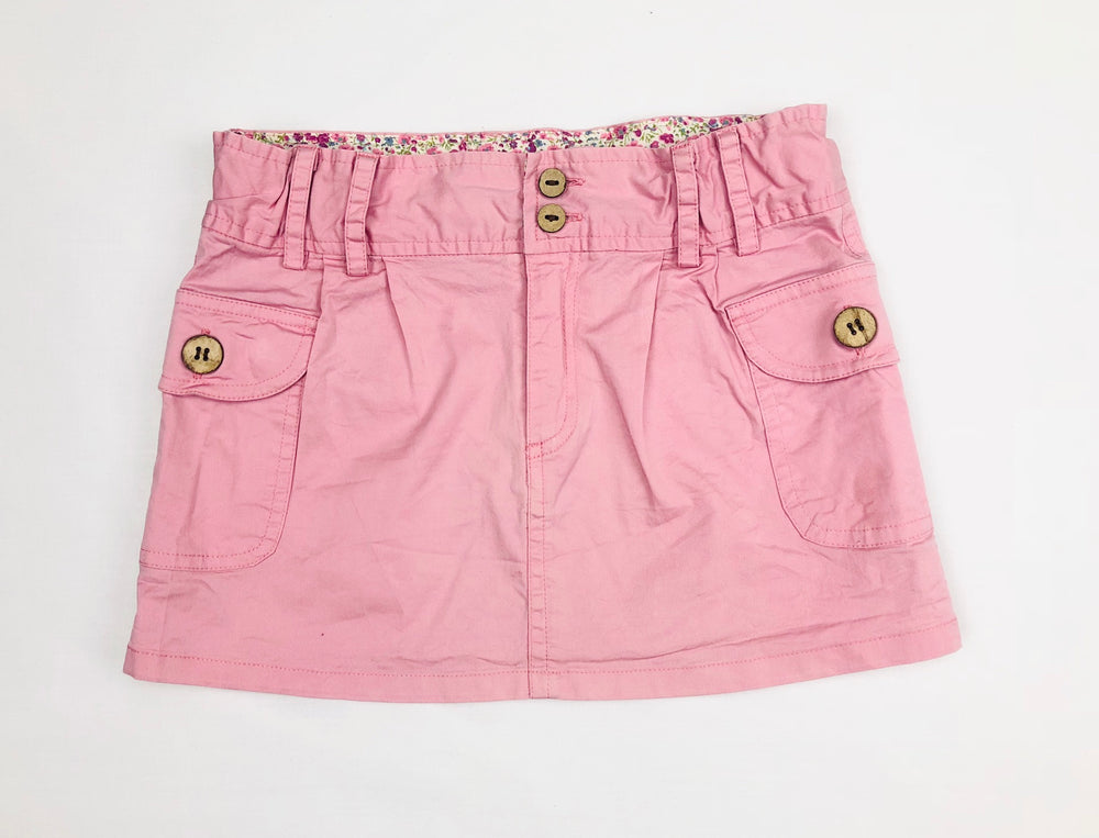 Hush Puppies Pink Mini Skirt
