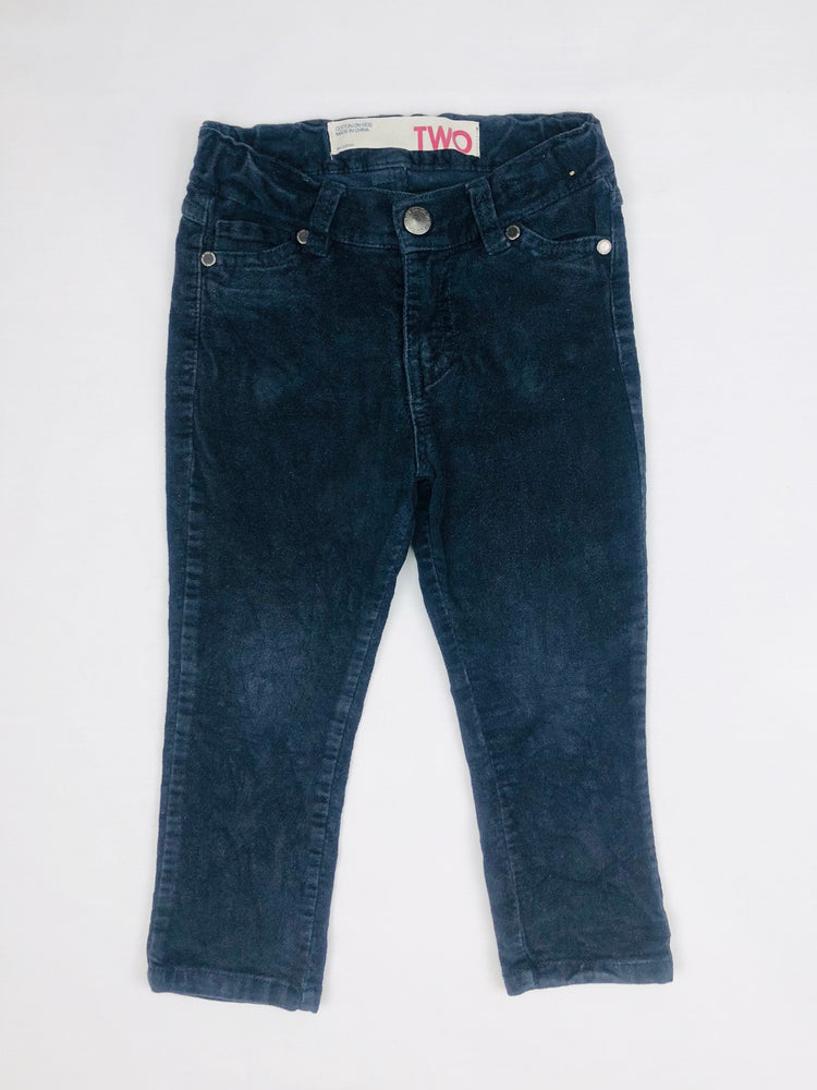 Cotton On Girls Velvety Skinny Jeans