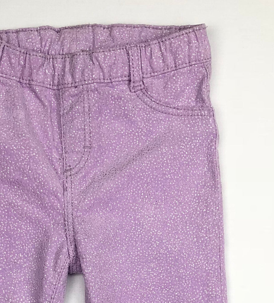 H&M Girls Lilac Skinny Jeans